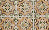 Portuguese Glazed Tiles 102