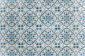 Portuguese Glazed Tiles 086