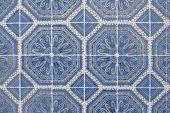 Portuguese Glazed Tiles 087