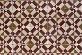 Portuguese Glazed Tiles 174