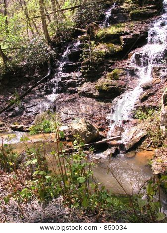 Dual NC Falls