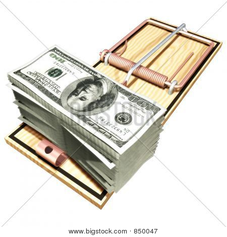 Armadilha do dinheiro