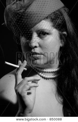 Mujer Noir