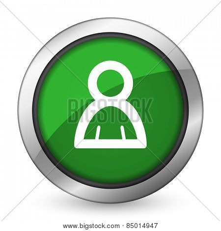 person green icon