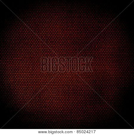 dark brown woven texture may used as background