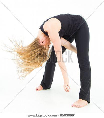 Ballet Model Fitness Joy