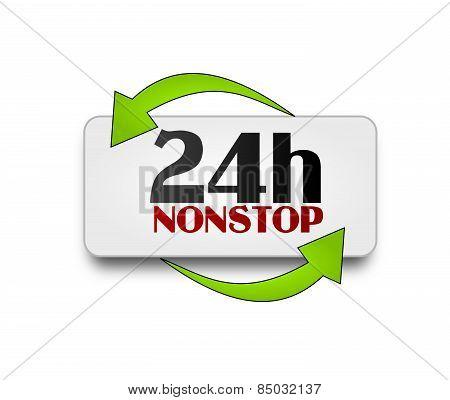 24 Hour Nonstop