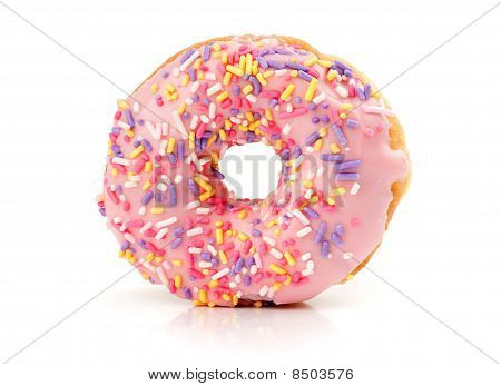 Strawberry Flavoured Donut