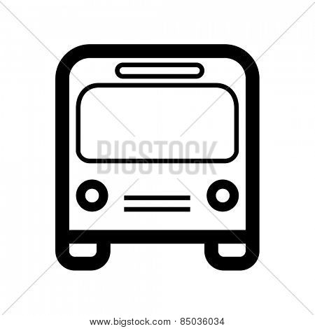City buss icon