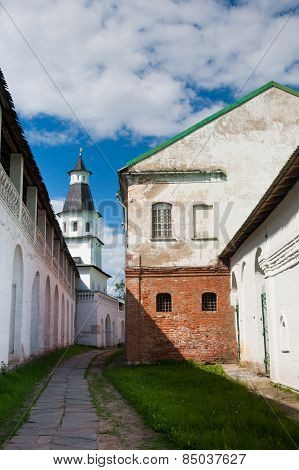 Great monasteries of Russia.