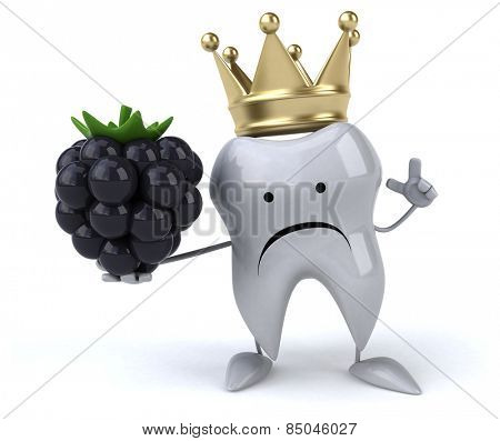 Fun tooth