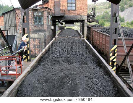 Loading Of Coal