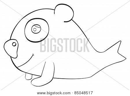 Happy Holiday - April Fish Koala
