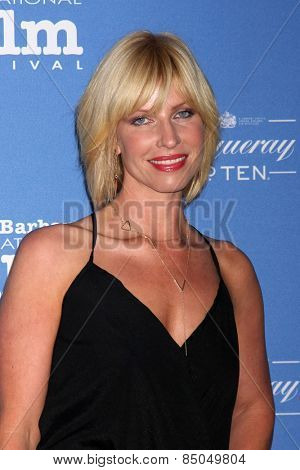 SANTA BARBARA - JAN 29:  Morgan Walsh at the Santa Barbara International Film Festival - Cinema Vanguard Award at a Arlington Theater on January 29, 2015 in Santa Barbara, CA