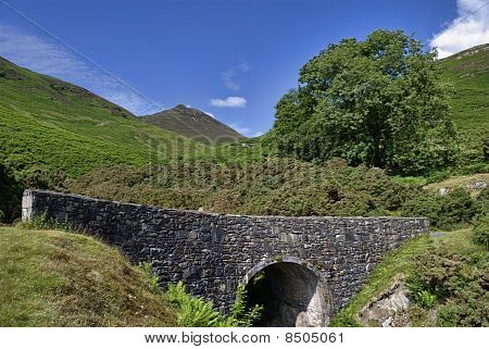 Bridge Over Stonycroft Gill