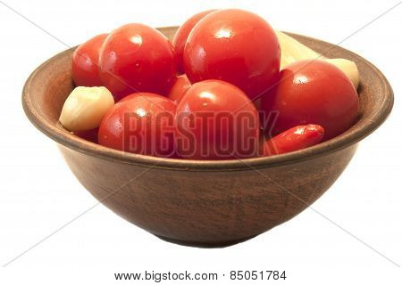 The Pickled Tomatoes