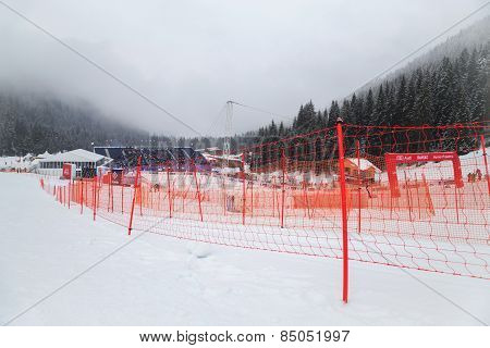 Alpine Ski World Cup Ladies, Bansko