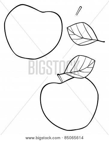 Delightful Garden - Heart Construct Apple