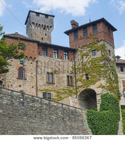 Tagliolo Monferrato, Castle