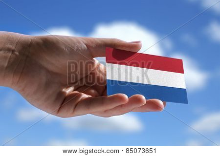 Small Dutch Flag