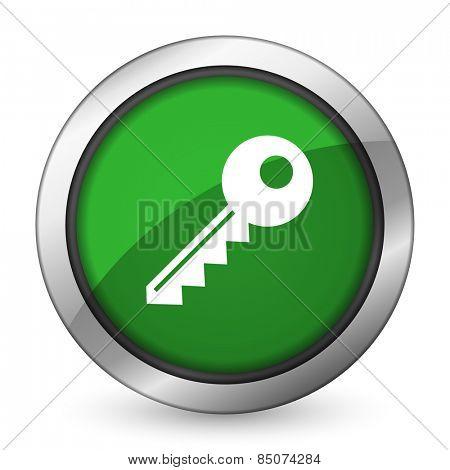 key green icon