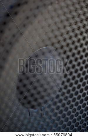Sound Speaker Grill Texture