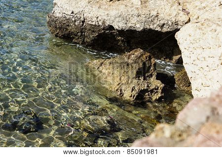 Red Sea Coast In Egypt, Sharm El Sheikh