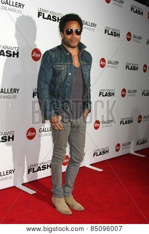 LOS ANGELES - MAR 5:  Lenny Kravitz at the
