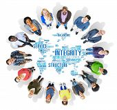pic of honesty  - Integrity Honesty Sincerity Trust Reliability Concept - JPG