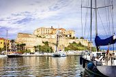 pic of marina  - holidays in Corsica - JPG