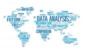image of comparison  - Data Analysis Analytics Comparison Information Networking Concept - JPG