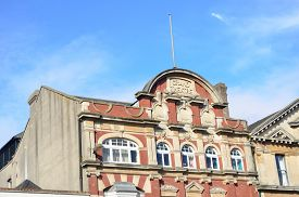picture of edwardian  - Edwardian Grand theatre in Colchester high street - JPG