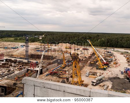 Industrial Facility Construction