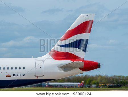 British Airways Tail