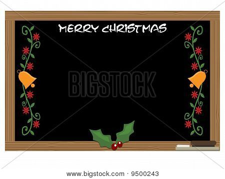 Christmas Message Board
