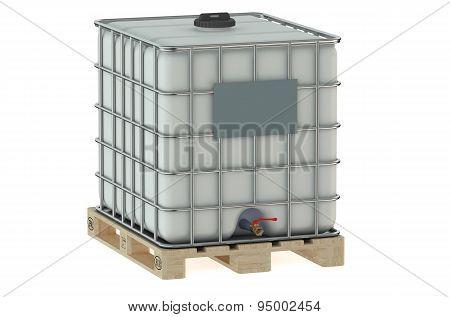 White Water Tank
