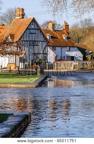 Kent countryside Eynsford