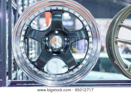 Magnesium alloy wheel or mag wheel or max wheels of Car