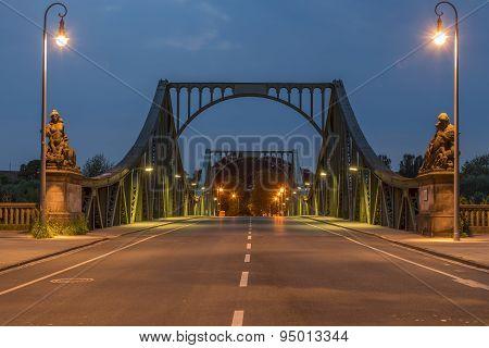 Glienicke Bridge Frontal