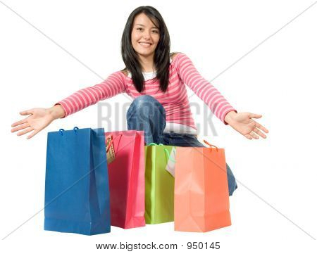 Here Is All My Shopping