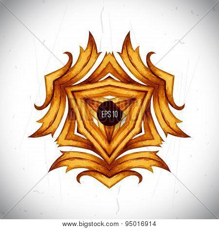 Ornamental pattern for wedding invitations, greeting cards. Patt