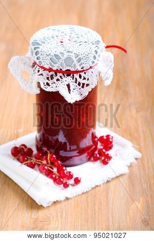 Red Currant Jelly Sauce