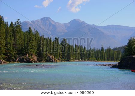 Bow River, Alberta