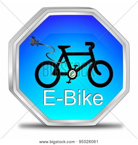 E-Bike Button