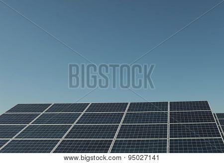 Grey Solar Cell