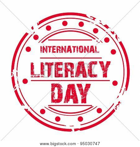 Happy Literacy Day