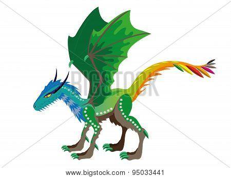Dragon of seasons.
