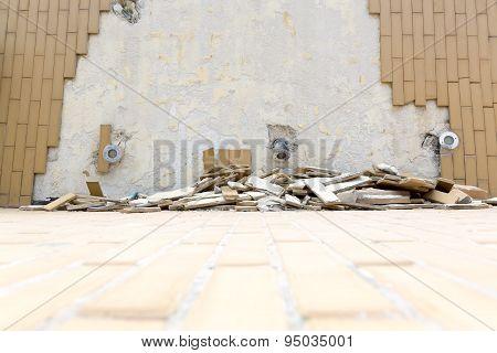 Fallen Tiles
