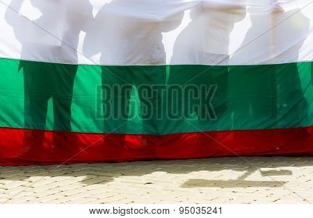 Bulgaria Protest Riot Demonstration