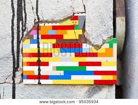 Blocks Art Work